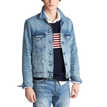 Icon Trucker Denim Jacket