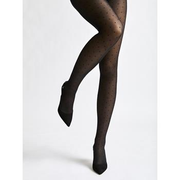 Mrs Dotty Silk Tights
