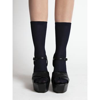 Mini Ribbed Ankle Socks